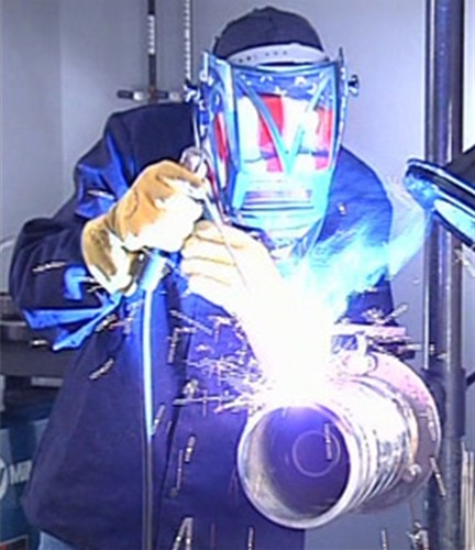 Shielded Metal Arc Welding Pipe Downhill Hobart Institute Of Welding Technology