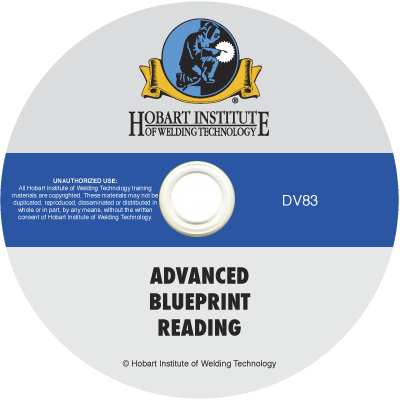Advanced Blueprint Reading DVD